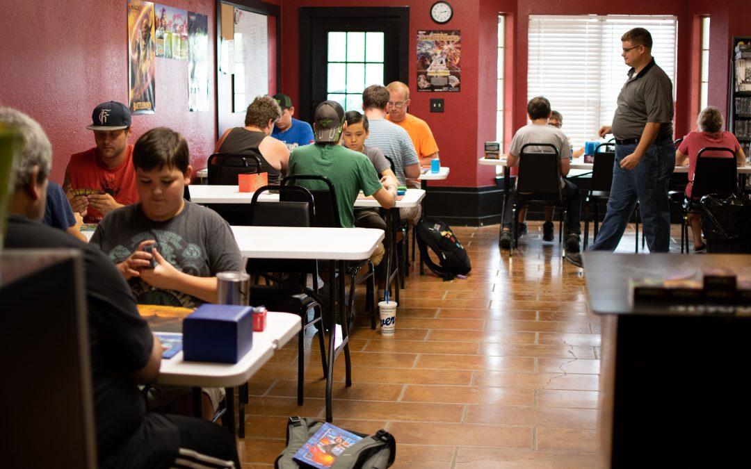 Yu-Gi-Oh! Advanced Tournament